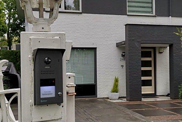 Intercom vervangen in Rotterdam
